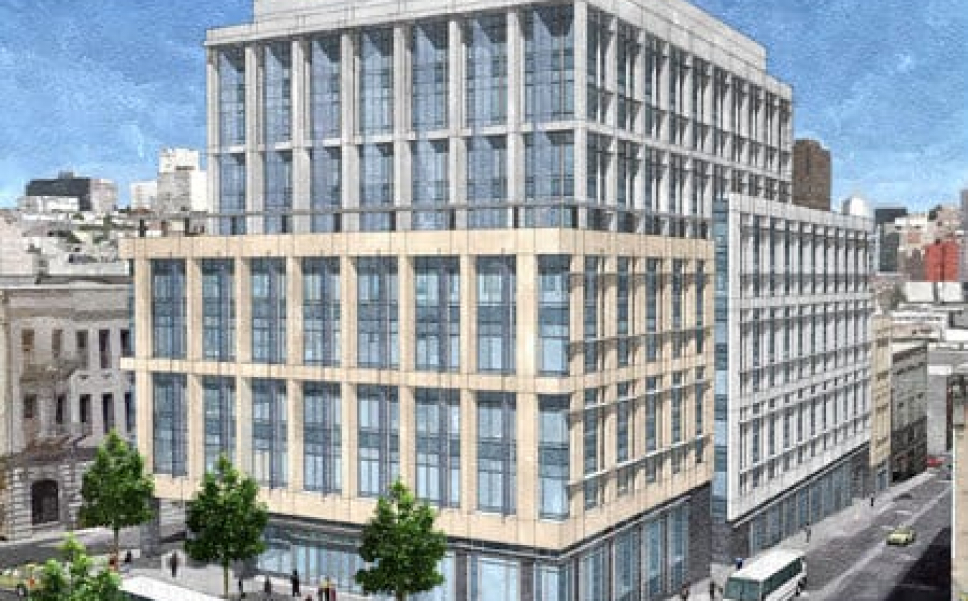 CPMC Medical Office Building 1101 Van Ness Ave